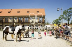 Pohádkové family days pro Raiffeisenbank
